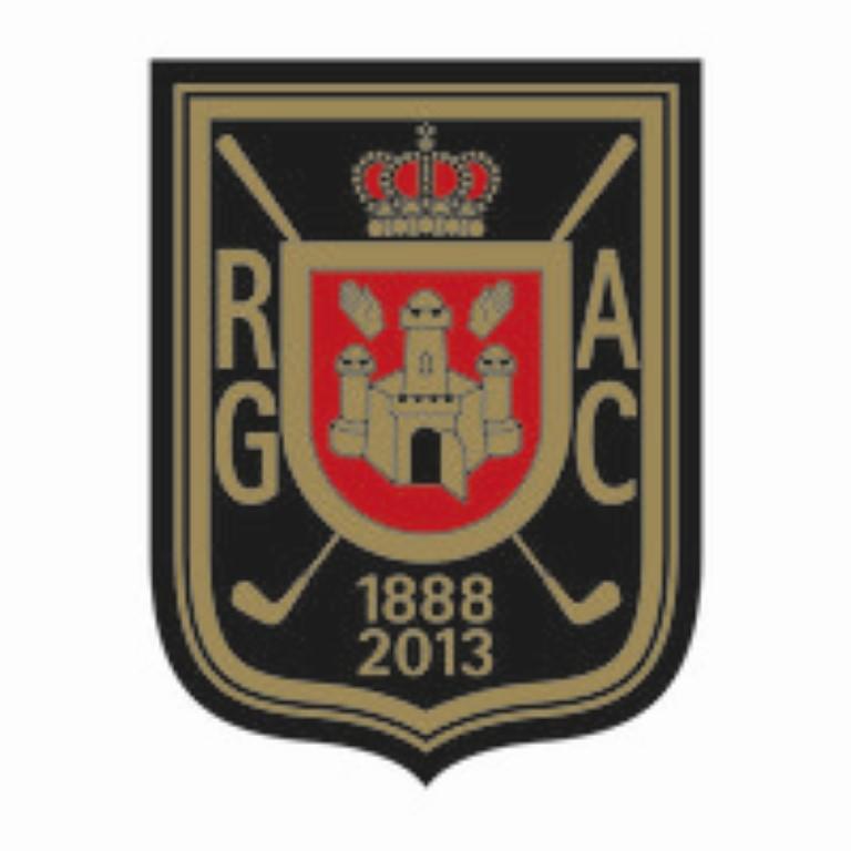 Logo Royal Antwerp Golf